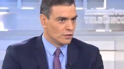Sánchez dice que los servicios secretos y la Policía investigan si hay vínculos entre políticos y violentos en