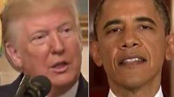 Kimmel Mocks Trump's Baghdadi Ramblings By Showing How Obama Handled Bin
