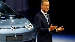 폭스바겐이 테슬라를 겨냥해 중국 전기차 생산량을 늘리고