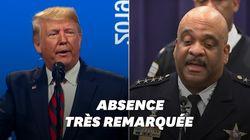 Trump s'en prend au chef de la police de Chicago qui l'a