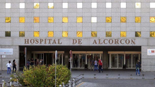 Fachada del Hospital de