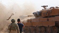 Ακάρ: Κούρδοι μαχητές παραμένουν στα σύνορα Συρίας-
