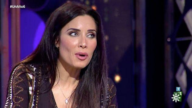 Pilar Rubio, en 'Un año de tu vida' en Canal