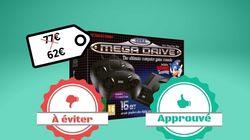 La Sega Mega Drive Mini à 62 euros, on valide ou