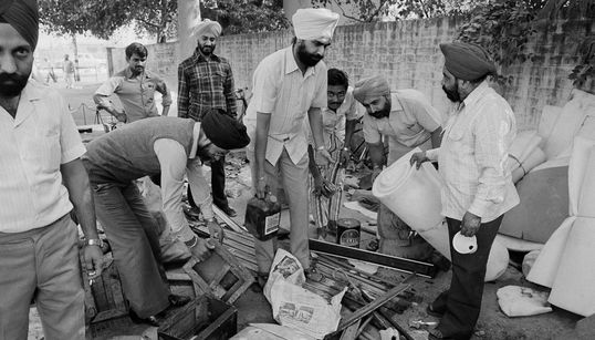 Amitav Ghosh Recounts 1984 Anti-Sikh Riots In His Essay 'The Ghosts Of Mrs