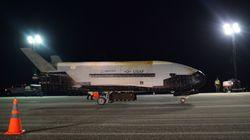 L'aereo dell'Us Air Force è tornato sulla Terra dopo 780 giorni. La sua missione resta top