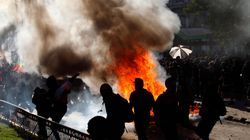 Santiago a ferro e fuoco, il rimpasto di Piñera non placa la rabbia dei