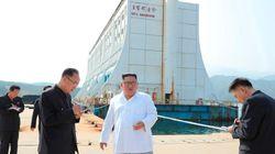 북한이 금강산 시설 철거 실무회담 하자는 한국의 제안을