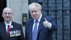 Reino Unido celebrará elecciones anticipadas en diciembre tras el 'sí' de los laboristas a la propuesta de