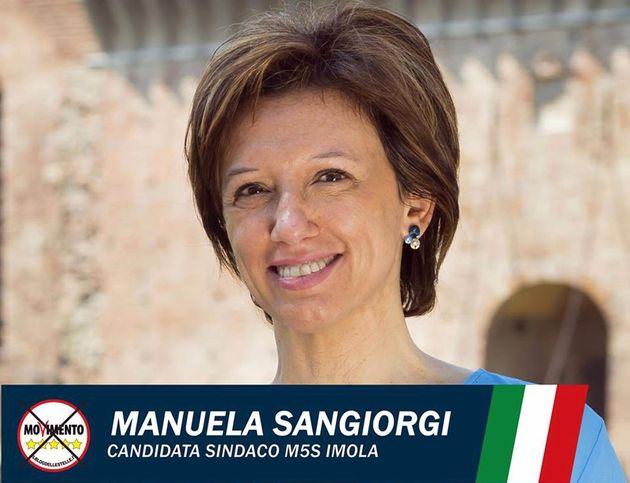 Manuela Sangiorgi, sindaca di
