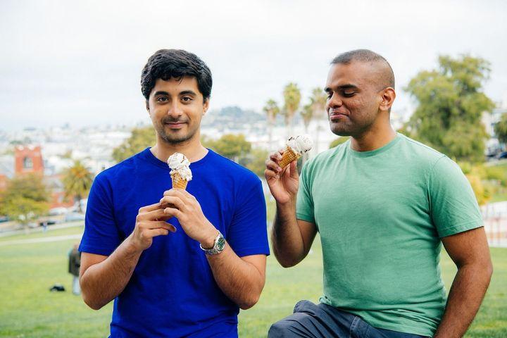 Ryan Pandya et Perumal Gandhi, les fondateurs de Perfect Day Foods