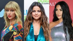 Selena Gomez Is Caught In The Middle Of Kim Kardashian And Taylor Swift's