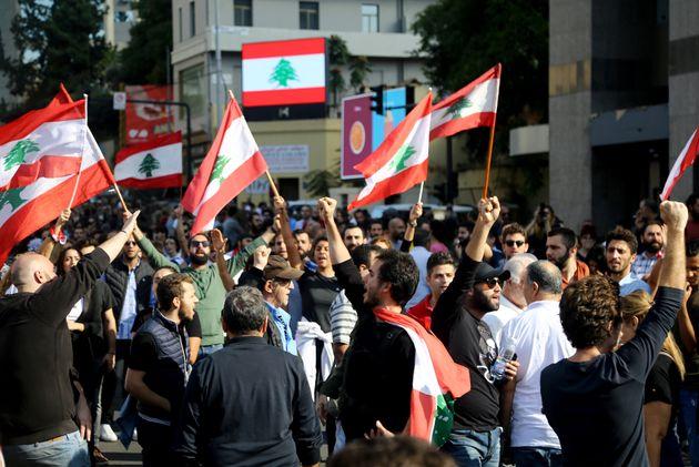 Le confessionnalisme libanais n'a pas échappé à la colère du