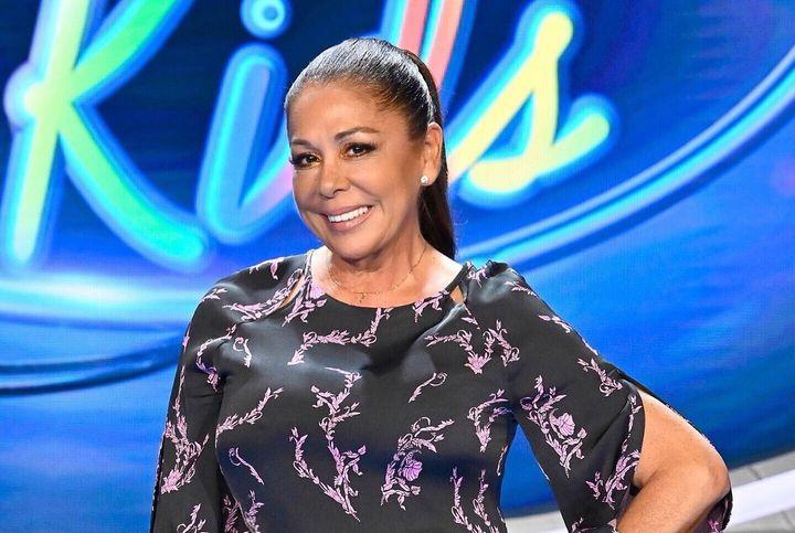 Isabel Pantoja, jurado de 'Idol Kids' (Telecinco).