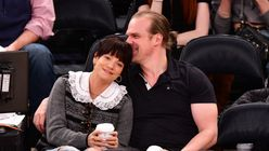 David Harbour And Lily Allen Make Their Romance Instagram
