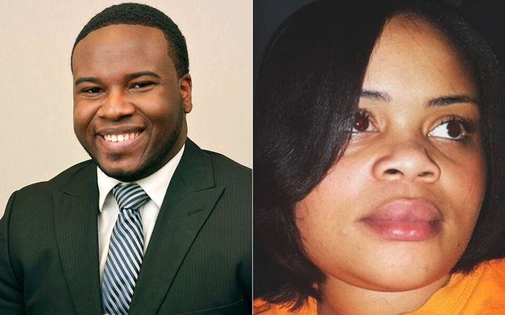 Botham Jean, left, and Atatiana Jefferson, right, were both killed by police in their own homes.