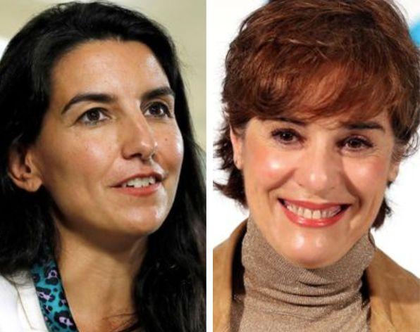 Rocío Monasterio y Anabel