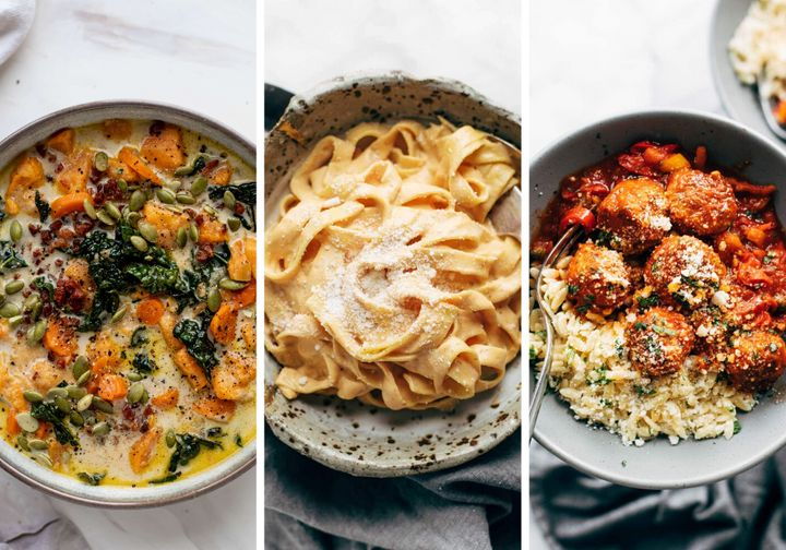 The 10 Most Popular Instagram Recipes From October 2019