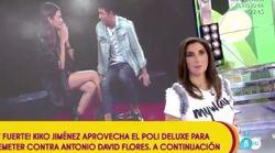 El extraño momento que ha vivido Paz Padilla en pleno directo de 'Sálvame': así lo ha