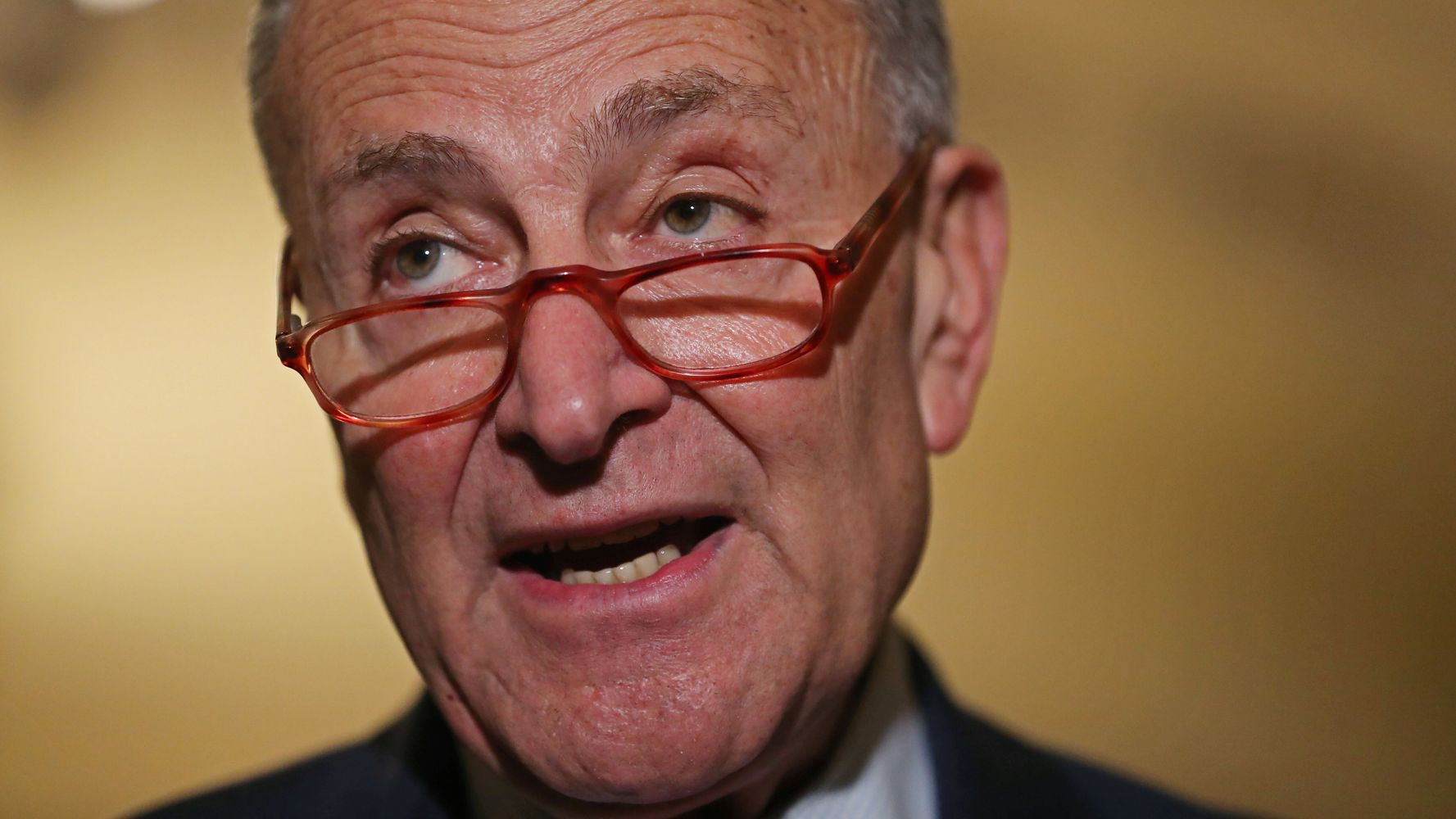 Westlake Legal Group 5db8a284210000bf3634b65c Schumer 'Increasingly Worried' Trump Will Shut Down Government Over Impeachment
