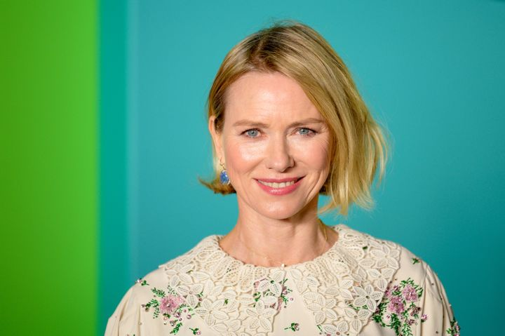 "Naomi Watts attends Apple TV+'s ""The Morning Show"" premiere on Monday."