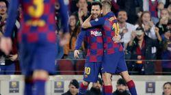 El Barcelona arrolla al Valladolid (5-1) con un doblete de