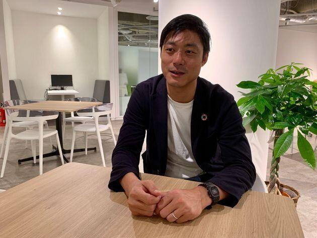 CFO採用について語る株式会社ユーグレナの永田暁彦副社長