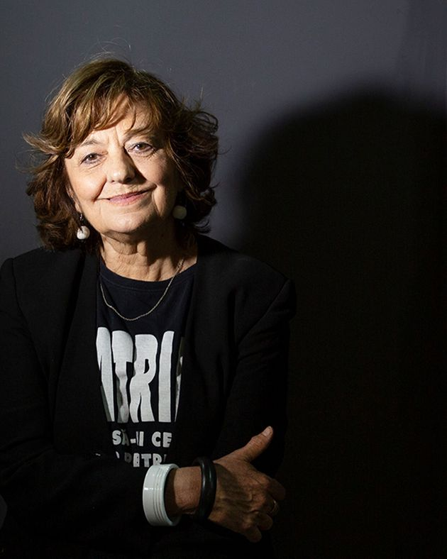 La escritora rumana Ana
