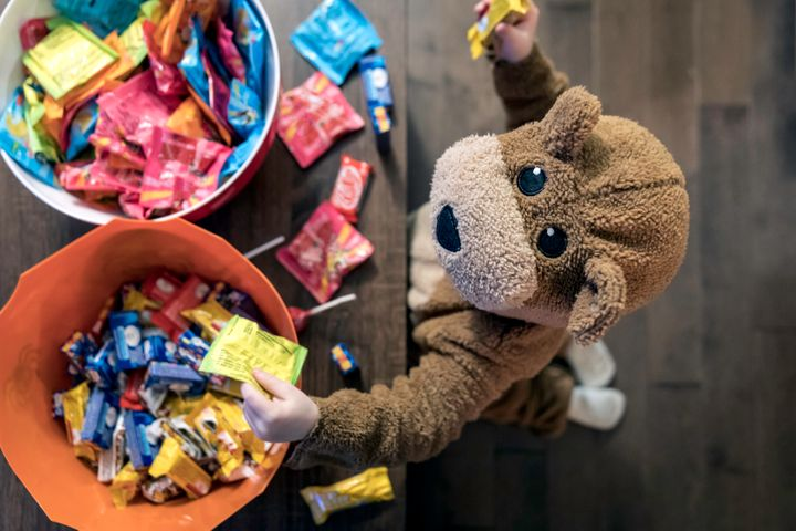 Trick-or-treating is a beloved Halloween tradition, but the concept of kids going from door to door asking for food dates back to the Middle Ages.
