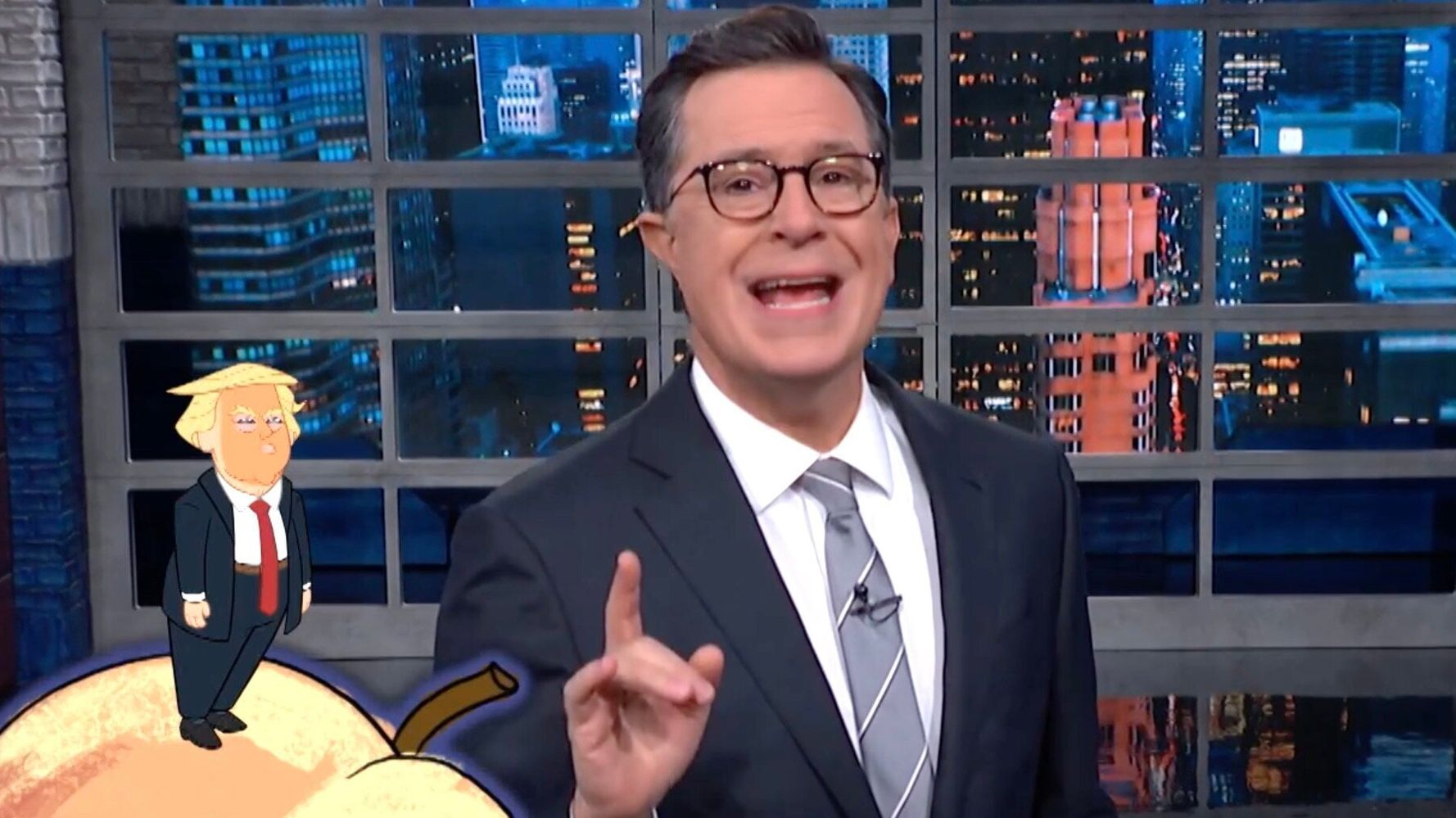 Westlake Legal Group 5db9076e210000593734b6a7 Colbert Nails The GOP's Big Problem With Trying To Discredit New Trump Witness