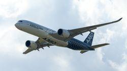 Juste après une méga-commande, Airbus annonce qu'il livrera moins d'avions que prévu en