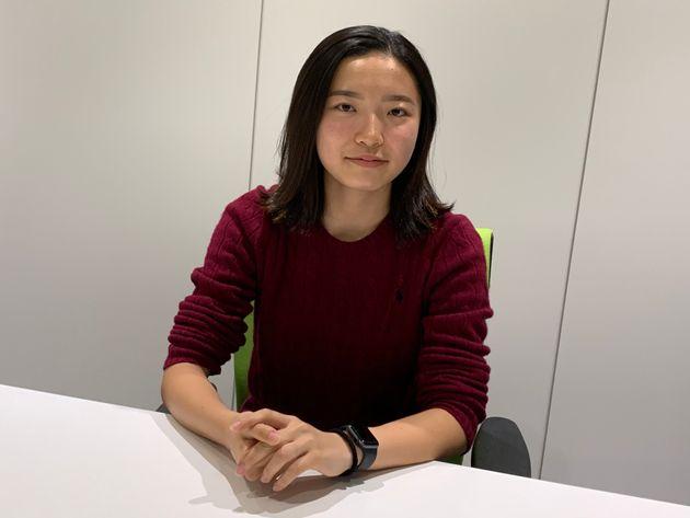 「18歳以下は法律に守られている身でだからこそ、逆に言えることや出来る行動がある」と語った株式会社ユーグレナCFOの小澤杏子さん