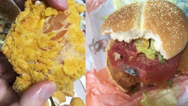 맥도날드가 '곰팡이 햄버거·벌레 치즈스틱' 시민단체 주장에 밝힌
