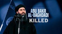 El líder del ISIS, Al Bagdadi, delatado por su ropa