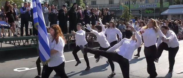 Παρέλαση στο Δήμο Ν. Φιλαδέλφειας - Ν.