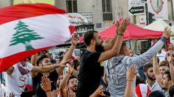 Μετά τις διαδηλώσεις 13 ημερών, χοροί και τραγούδια στον Λίβανο για την παραίτηση του