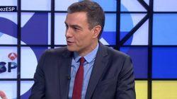 Sánchez asegura ahora que el PSOE apuesta por el federalismo en su programa