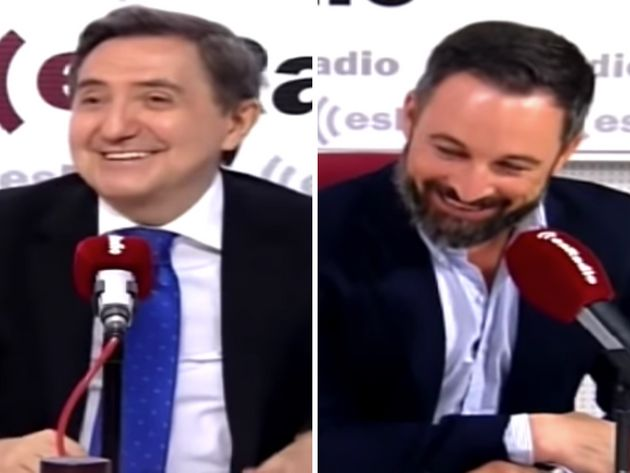 Jiménez Losantos y Santiago