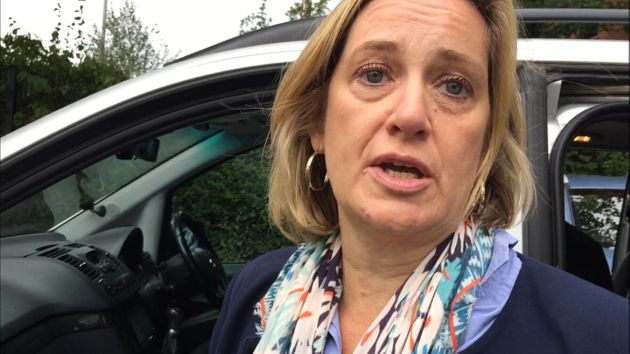 Amber Rudd Will Not Stand In Forthcoming General Election