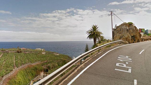 barranco del municipio de San Andrés y