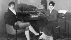 Celeste Erard, il grande amore di Gaspare
