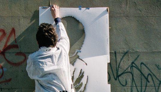 On a rarement vu Banksy aussi bien que sur ces