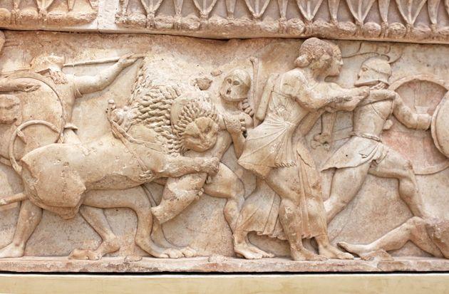 La guerra di Leontini 427-424 a.C., la prima spedizione ateniese in