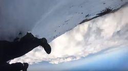 Ορος Φούτζι: Ορειβάτης μετέδωσε live την θανατηφόρα πτώση του από την