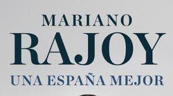 Rajoy publica sus memorias el 3 de