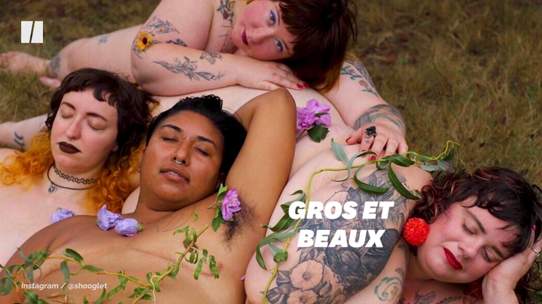 Elle photographie des corps hors-norme pour en montrer la beauté
