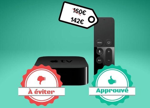 L'Apple TV HD est en promotion sur Cdiscount, mais est-ce un bon plan pour regarder Apple