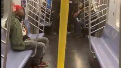 Να τι συμβαίνει όταν δεν πληρώνει κάποιος εισιτήριο στο μετρό της Νέας