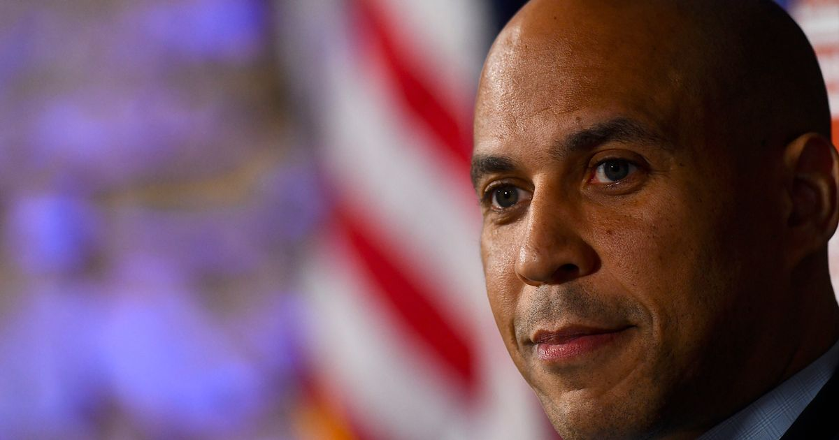 Cory Booker On How His White House Office Of Reproductive Freedom Would Work