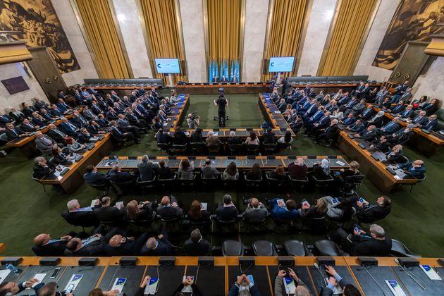 Συνομιλίες για τη Συρία στη Γενεύη: Κατοχή εδαφών της καταγγέλλει η συριακή